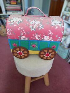 Cath Kidston Caravan Sewing Box