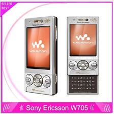 Original Unlocked Sony Ericssion W705 3G WIFI 3.15MP Camera MP3 MP4 Player