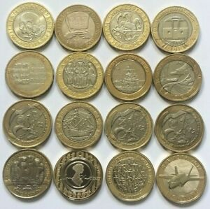 CHEAPEST £2 POUND COINS OLYMPIC SHAKESPEARE UNDERGROUND COMMONWEALTH MARY ROSE