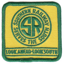 Patch- SOU Southern Railway #12018  NEW
