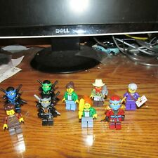 NEW LEGO 70751 Ninjago (9) Mini Figures