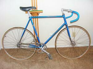 "~ Rare 23"" 1977 Schwinn Paramount P-14 Track Bike Campagnolo Pista - Nice Orig ~"