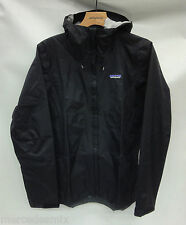 Patagonia Mens Torrentshell Rain Jacket 83802 Black Size Large