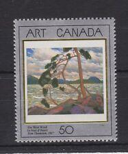 CANADA MNH STAMP SET 1990 CANADIAN ART ART CANADA 3RD SERIES SG 1384