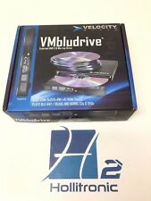 Velocity Micro VMbludrive External USB 2.0 Blu-ray Drive ( Model 103) *NEW*