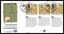 Nations Unies (Série les droits de l'homme) 1990 FDC - 2