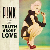 Pink - The Truth About Love [New Vinyl LP] Colored Vinyl, Download Insert