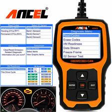 Ancel AD410 OBD2 Code Reader Car Engine Diagnostic I/M Monitor Readiness Tester