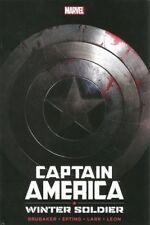NEW Captain America: Winter Soldier by Ed Brubaker