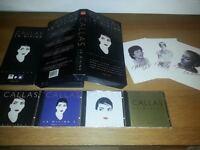 Maria Callas - La Divina  (RARE Limited Edition 4 CD Box Set 1995)