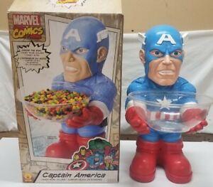 Rubies Marvel Comics Wolverine Candy Bowl Holder Halloween Decoration Figure