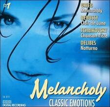 Classic Emotions: Melancholy CD 1 (CD, Delta Distribution)