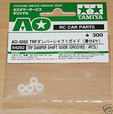 TAMIYA 84292 TRF Amortisseur Arbre Guide (Rainuré/4 pcs.) (Sortie/Fighting Buggy)