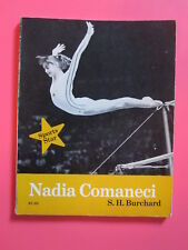 Sports Star : Nadia Comaneci by S. H. Burchard (1977, Paperback)