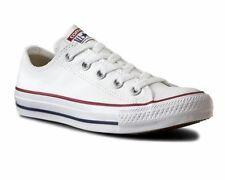 Converse All Star Chuck Taylor Bœuf optique Blanc M7652 Chaussures Baskets 39