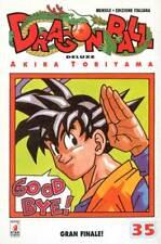 manga STAR COMICS DRAGON BALL DELUXE numero 35