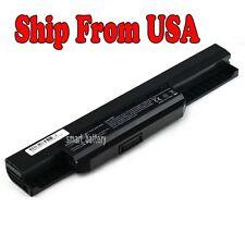 6Cell Battery for ASUS K53 K53E K53F K53U K53S K53SV A43B A43BY A43E A41-K53 USA