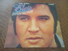 33 tours ELVIS PRESLEY the king... ELVIS blue hawaii