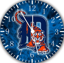 Detroit Tigers Frameless Borderless Wall Clock Nice For Gifts or Decor F94