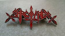 SARCOFAGO-LOGO METAL PIN BADGE