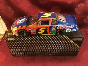 TERRY LABONTE #5 Kellogg's 2001 RCCA 1/24 ELITE & 1/64 HO Car Diecast SET
