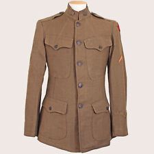 More details for ww1 us army engineers tunic