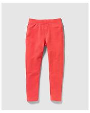 Pantalons rouge pour fille de 10 à 11 ans