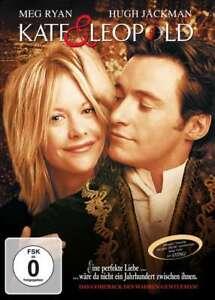 Kate & Leopold [DVD/NEU/OVP] Meg Ryan, Hugh Jackman, Liev Schreiber