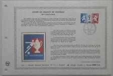 Document Artistique DAP 288 1er jour 1977 Coupe de France de Football