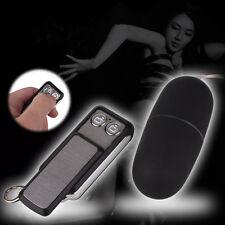 Black Car Key Covert Wireless Remote Control Multispeed Waterproof Vibrate Panty