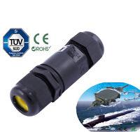 2/3/4-Kern AC DC IP68 Kabelverbinder Erdkabel Dosenmuffe Verbinder Wasserdicht