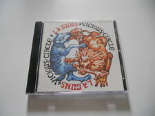 """LA Guns """"Vicious Circle"""" 1994 cd Polygram Records"""