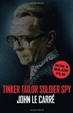 Tinker Tailor Soldier Spy,John Le Carré- 9781444728170