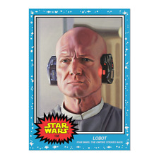 LOBOT - 2020 Topps Star Wars Living Set Card #138 - Empire Strikes Back Pre-Sale
