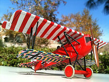 "/""Seven Swabians/"" Corgi 1:48 German Fokker D VII Fighter 1918 #AA38906"