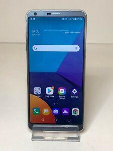 LG G6 32GB Storage in Ice Platinum Network Unlocked - LG-H870 - Smartphone