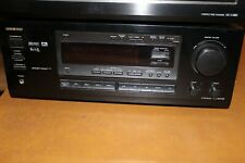 Onkyo AV Receiver Digital Stereo DTS Surround TX-DS575X Bundled With Remote