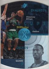1997-98 UPPER DECK SPX SKY #3: CHAUNCEY BILLUPS - BOSTON CELTICS RC/ROOKIE HOLO