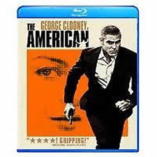 The American - Blu-ray Disc George Clooney - PERFECT