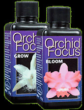 Orchid Focus Plant Food - GROW & BLOOM - Nutrients for Orchids..2 x 100ml