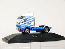 Herpa de Rombo Sk Edición 4 Solo Unidad Tractora en el Caso Exhibición 1:87 / H0