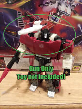 DSA G1 style shoulder cannon accessory for SIEGE: War for Cybertron Sideswipe