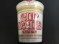 Nissin Cup Noodle Japanese Instant Ramen 77g CupNoodle MADE IN JAPAN