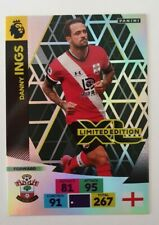 2020/21 PANINI Adrenalyn EPL Soccer Card - Danny Ings Limited Edition
