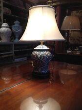 Jewel Ware Oriental Lamp