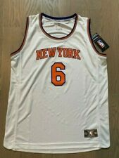 Juventud XL, Nueva York Knicks Porzingis #6 Blanco Jersey Swingman M Nike