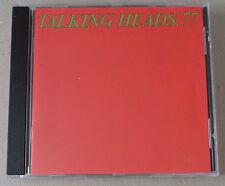 CD    *** TALKING HEADS : 77  ***