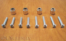 GOLDWING GL1800-1500 Tour Trunk Rack Risers (B52-837) MADE BY SHOW CHROME