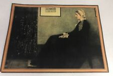 MY MOTHER By WHISTLER De Luxe Reproductions Print