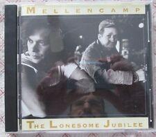 CD John Cougar Mellencamp - The Lonesome Jubilee (Mercury 1987)